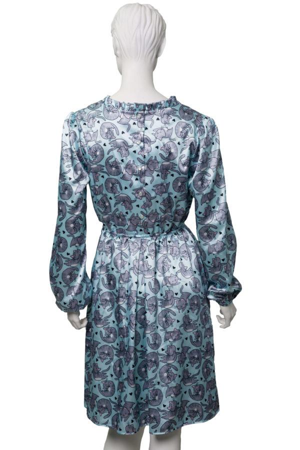 Ease Atelier sukienka powabna